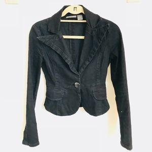DKNY Black Blazer Jacket